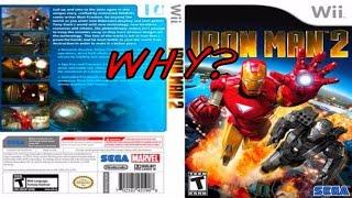 Ironman 2 Wii