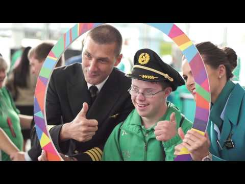 Team Ireland depart for Special Olympics World Games