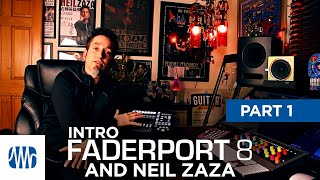 PreSonus—Neil Zaza on the Faderport 8 Part 1: Intro