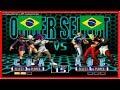 Kof 2002 - LeonaSabaozinho (brazil) vs KOF da Depressao (brazil) Fightcade