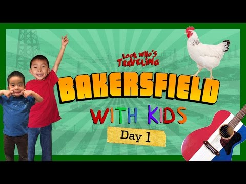 Murray Family Farms & Bakersfield Museum of Art (Things To Do In Bakersfield): Look Who's Traveling