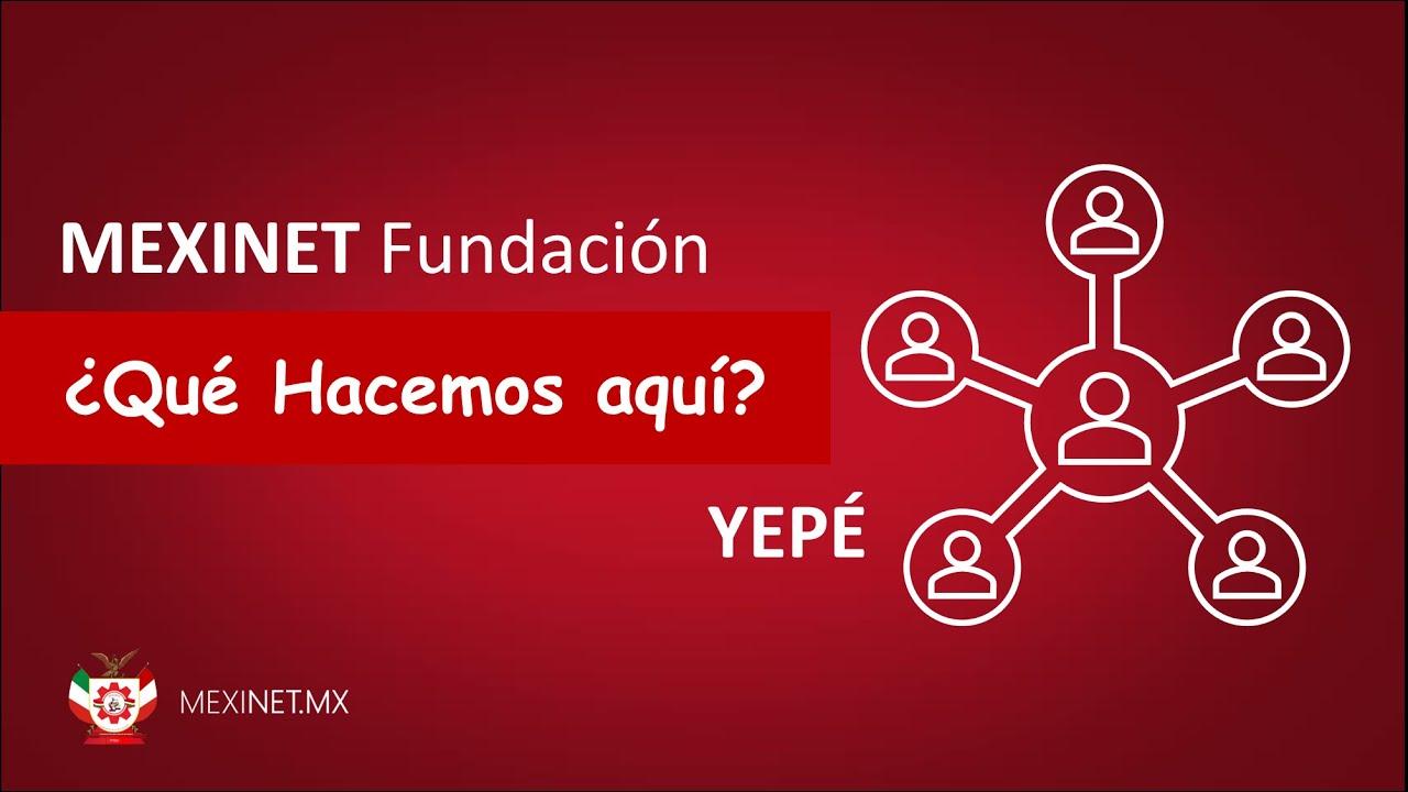 Que es Fundación MEXINET
