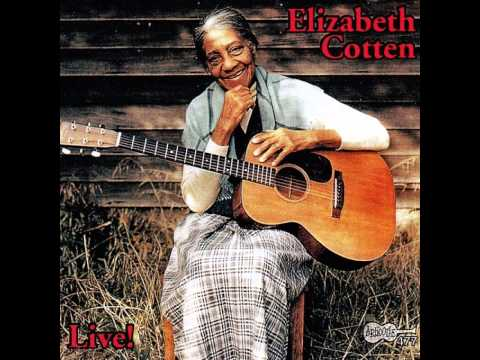 Elizabeth Cotten - Shake Sugaree (Live)