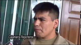 Alumnos contra Iván león Castro Universidad Nacional de Cajamarca