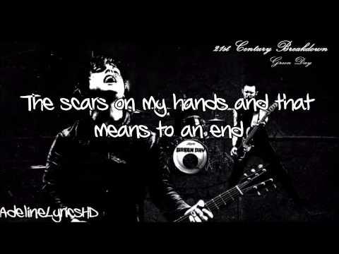 Green Day - 21st Century Breakdown - Lyrics