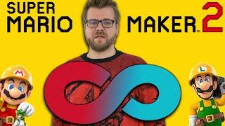 Chris in der Mario Maker 2 Endless Challenge!