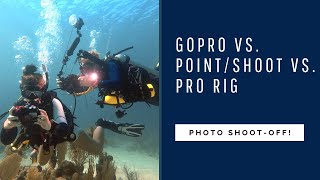 Professional UNDERWATER PHOTOS with a GoPro?