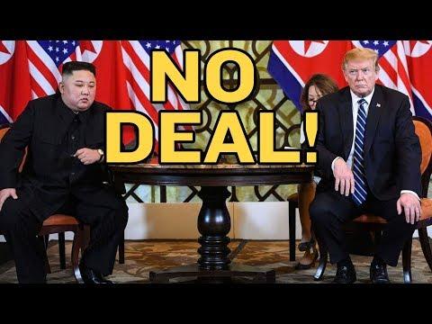 Trump Warns China with North Korea Summit   US China Trade Deal