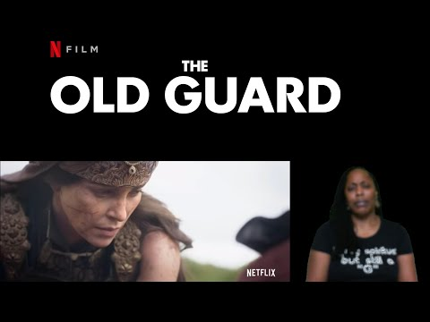THE OLD GUARD TRAILER #2  (2020) | REACTION