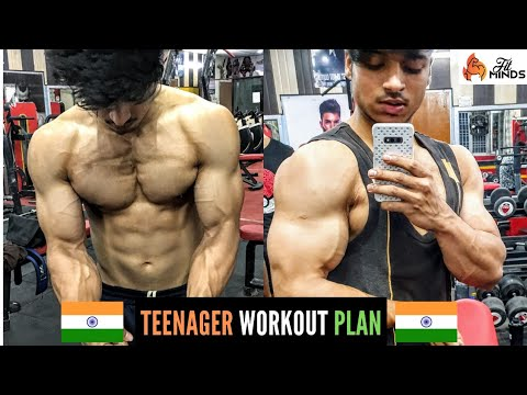 teenagers workout plan  complete shoulder workout with