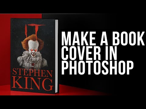 How To Make A Book Cover In Adobe Photoshop CC