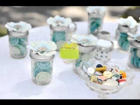 DIY birthday party favor decorating ideas YouTube
