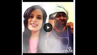 Aap Ke Pyaar Mein African Kumar Sanu and Esha Sanghvi