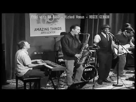 The RH Band with Regie Gibson - Wicked Woman - 12/1/14 - ATAC
