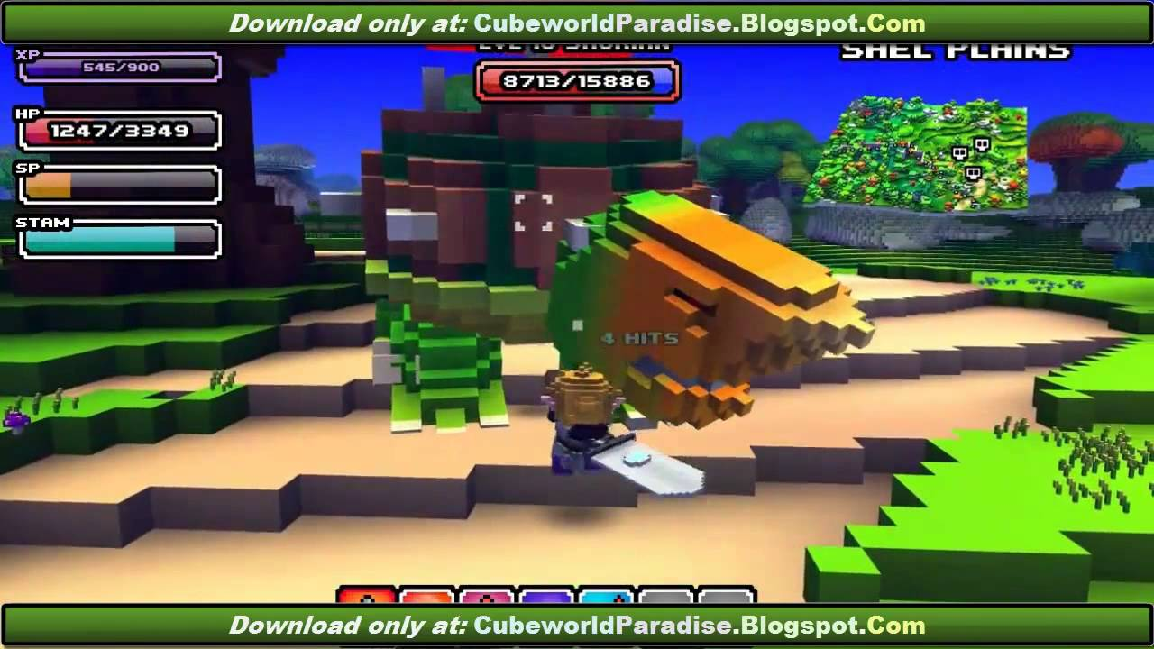 How To Download Cube World For Free Mac