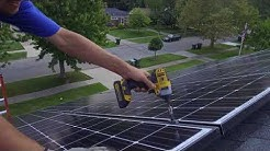 Williamsville NY Solar Installation