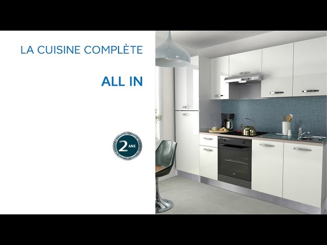 Cuisine Complete All In 652730 Castorama Youtube
