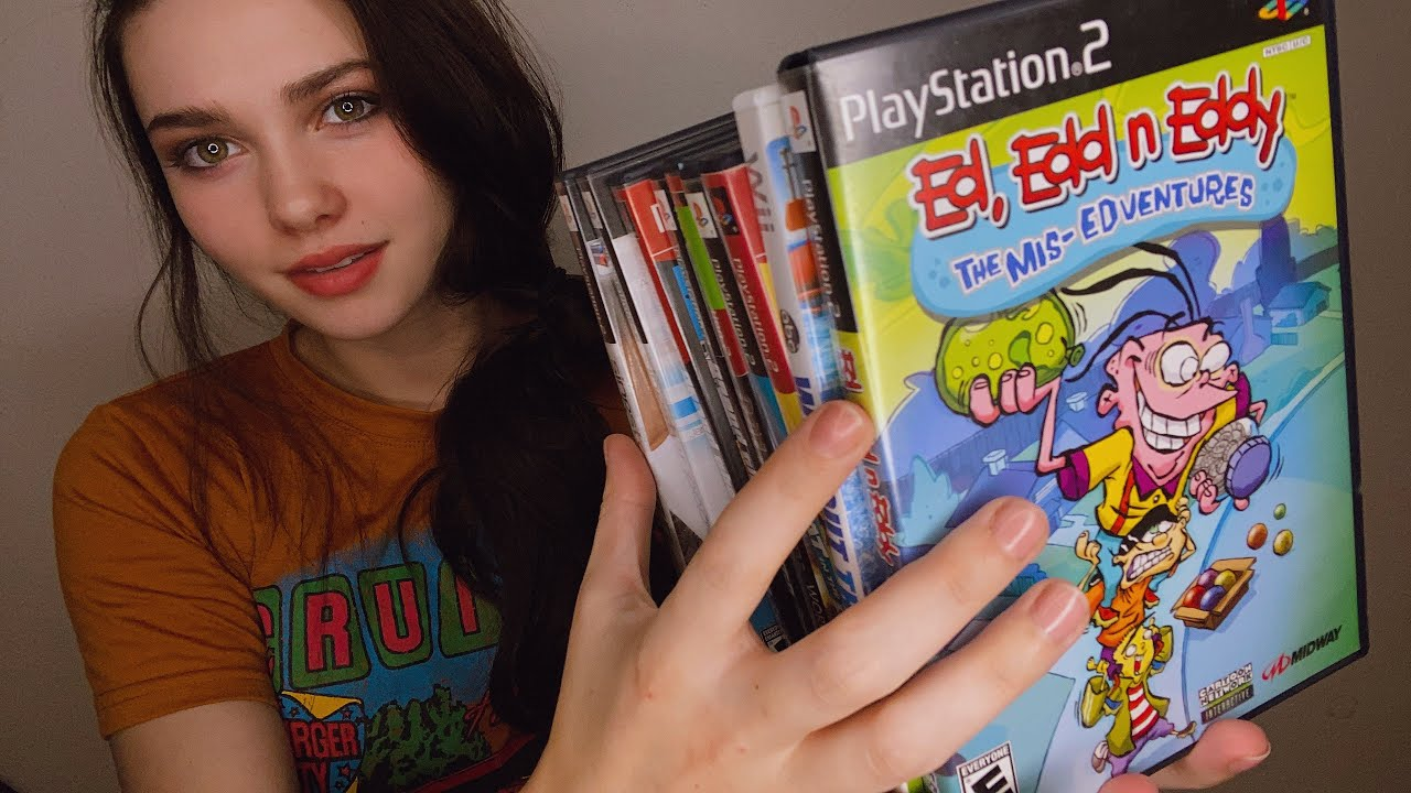 ASMR Video Game Collection ♥️