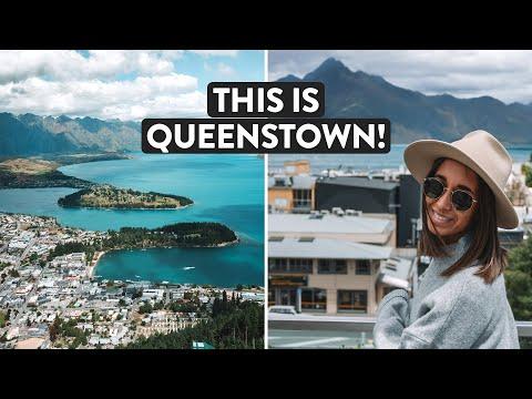 Our Queenstown Accommodation, Famous Fergburger & Gondola Skyline