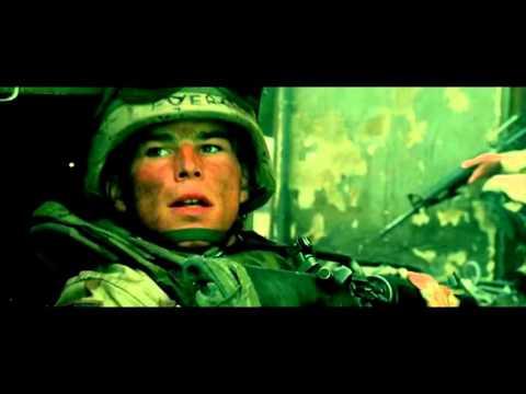 Падение Черного ястреба   Перестрелки с фильма