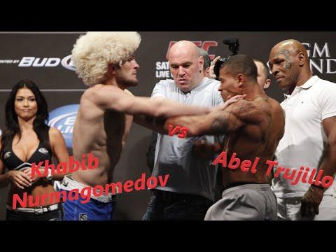 Хабиб Нурмагомедов - Абель Трухильо / Khabib vs. Abel Trujillo