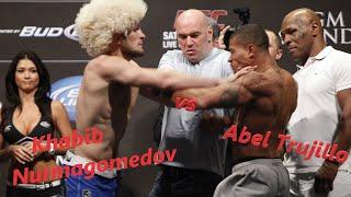 UFC Khabib Nurmagomedov VS Abel Trujillo