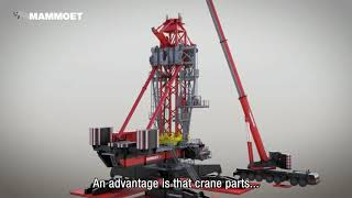 Discover More About The Mammoet FOCUS30 And What Makes This Crane So Unique