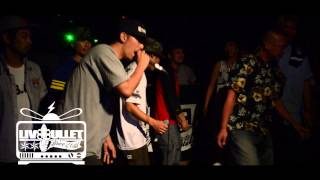 LIVE BULLET TV 第5弾 7/1 SHADY/S.K/KURO/HEAD BAD