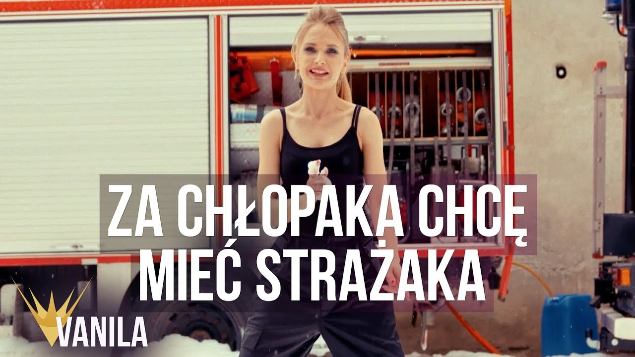 SUPERNOVA – Za chłopaka chcę mieć strażaka (Oficjalny teledysk)