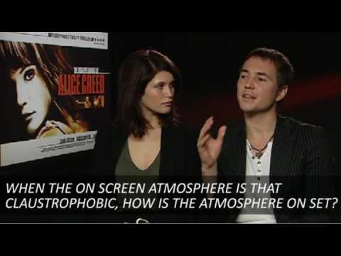 Gemma Arterton And Martin Compston talk The Disappearance of Alice Creed | Empire Magazine