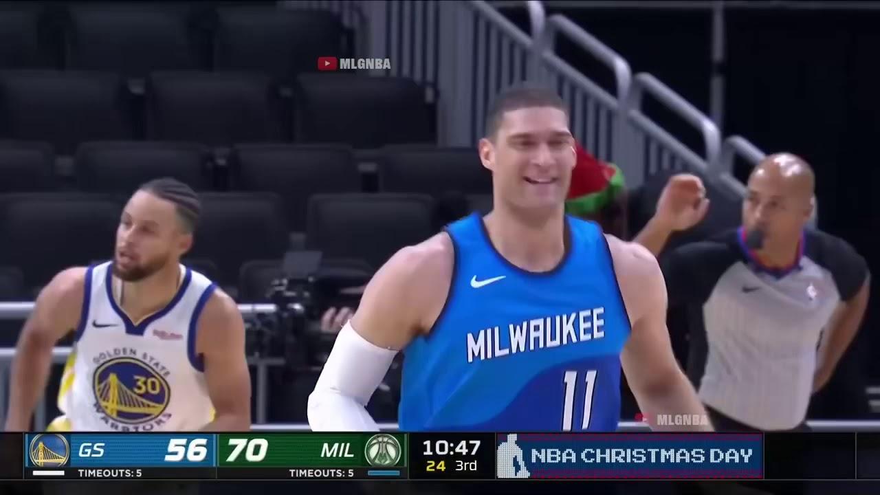 Golden State Warriors vs Milwaukee Bucks - Full Game Highlights | Dec. 26  2020 NBA SEASON - YouTube