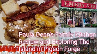Join us for Breakfast at Paula Deen's Family Kitchen and then we Ex...