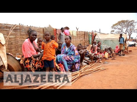 Women and children targeted in South Sudan civil war