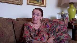 """Kiss Me Kate"" Originator Patricia Morison Interviewed by Scott Feinberg"
