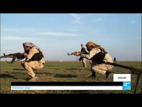 Fighting the Islamic State group: Syrian Sunni tribes take up arms against jihadists
