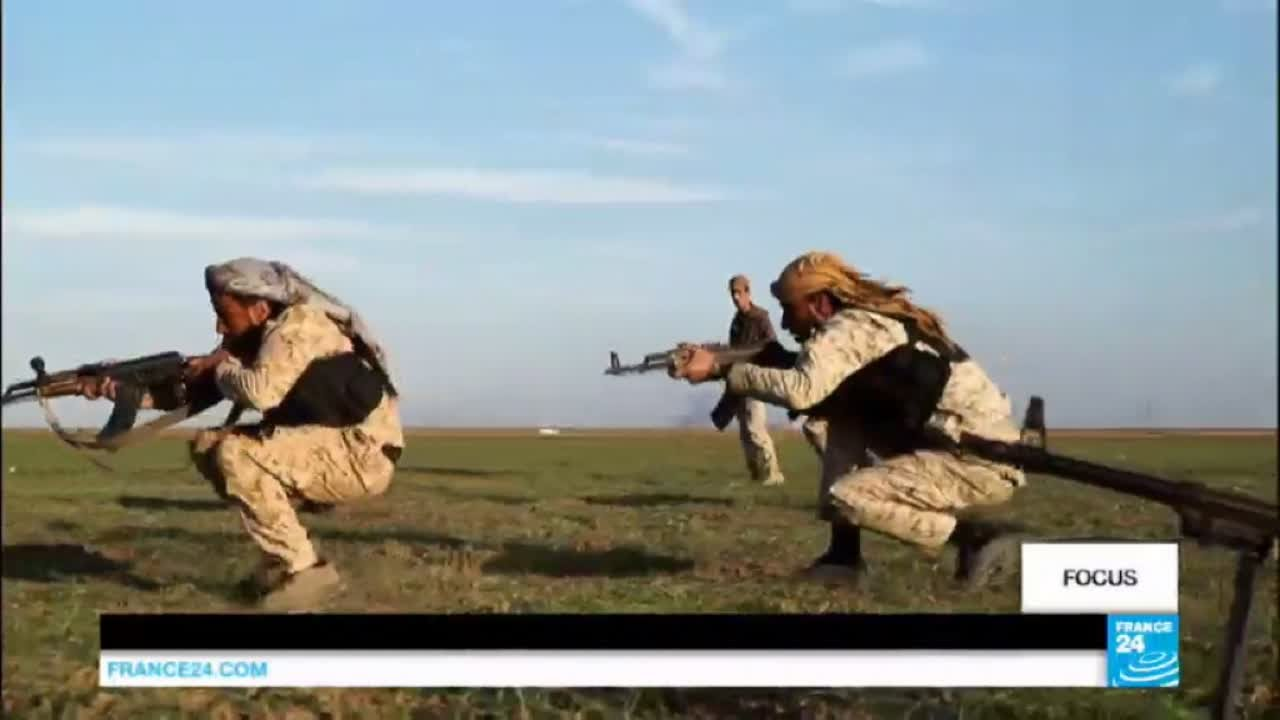 Download Fighting the Islamic State group: Syrian Sunni tribes take up arms against jihadists