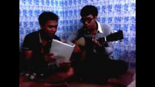 Cha và con - guitar