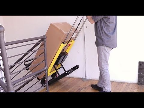 How To Use The Mobile Stairlift Dolly — An Introductory Guide