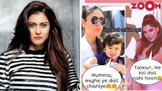 Kajol To Dub The Hindi Version Of 'Incredibles 2' | Jacqueline's Meme With Taimur & More