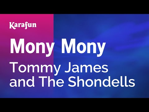 Karaoke Mony Mony - Tommy James and The Shondells *