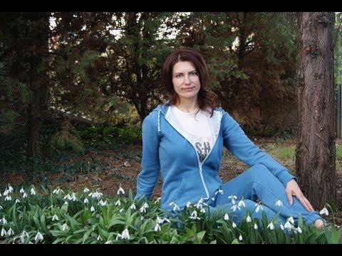 Подснежник Крыма - цветок занесённый в Красную книгу.