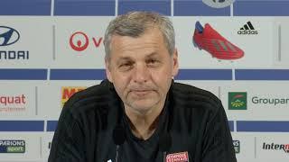 Genesio éteint la polémique avec Jardim : ''C'est un grand entraîneur''