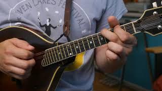 Arkansas Traveler (Simple To Complex) - Mandolin Lesson