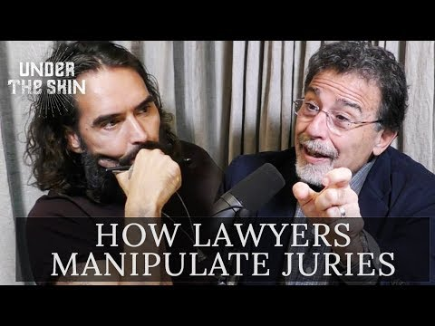 How Lawyers Manipulate Juries - Russell Brand & The Staircase Lawyer