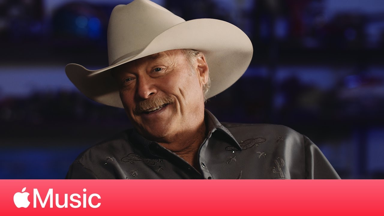 Alan Jackson: 'Where Have You Gone,' Justin Timberlake, and Songwriting | Apple Music