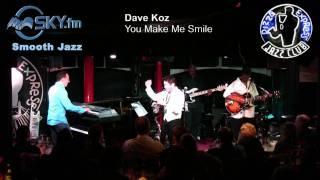 Dave Koz - You Make Me Smile