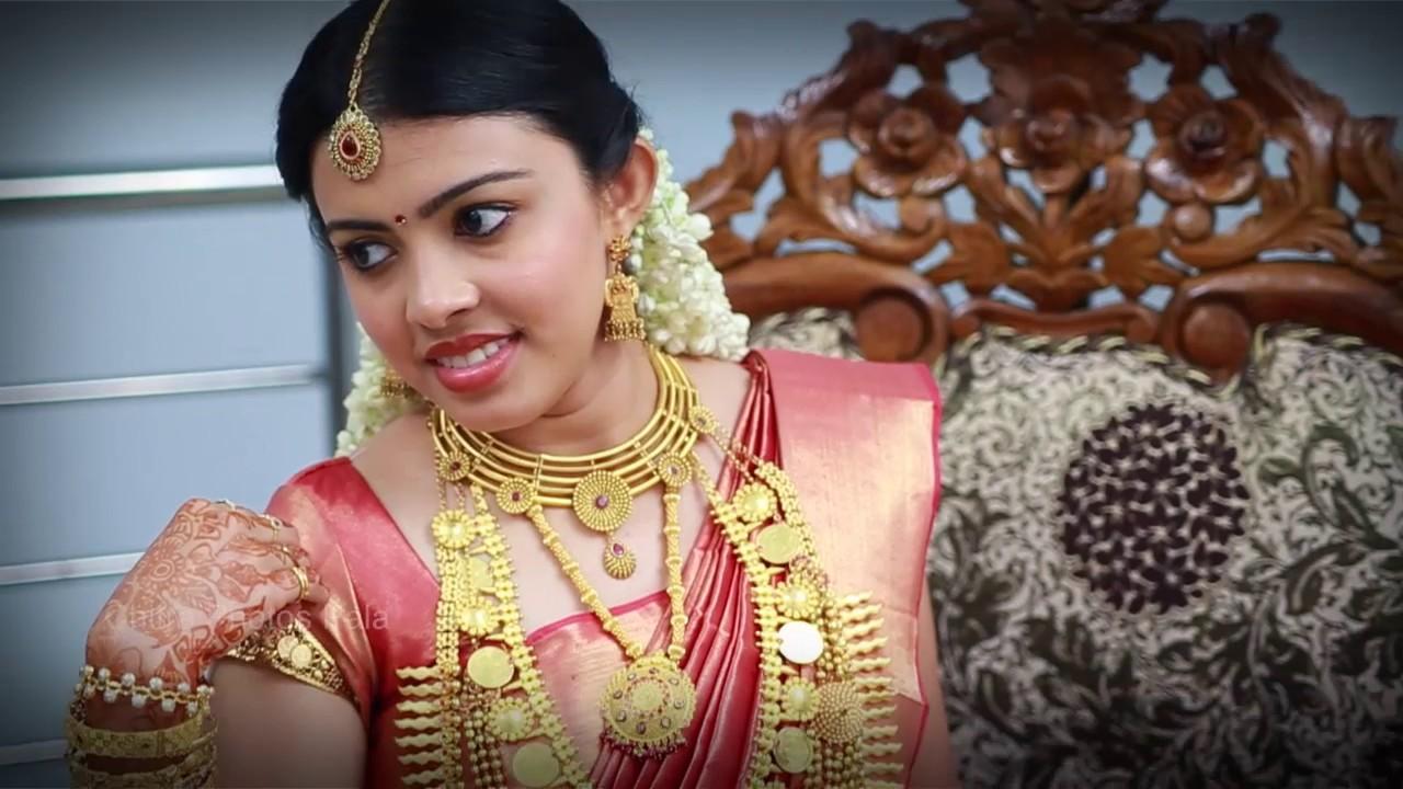Kerala Hindu Wedding Makeup Moments