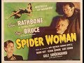 Sherlock Holmes and the Spider Woman, Basil Rathbone, Nigel Bruce, 1943 Full Movie