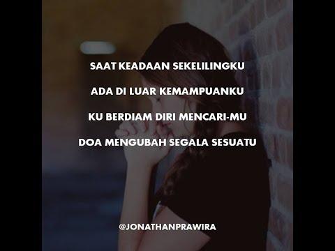 DOA MENGUBAH SEGALA SESUATU - Power Of Worship (Jonathan Prawira)