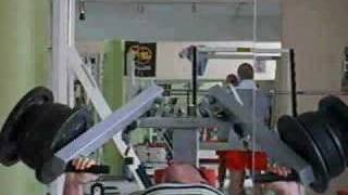 one arm incline press pitt force 100 kg 7 5 reps